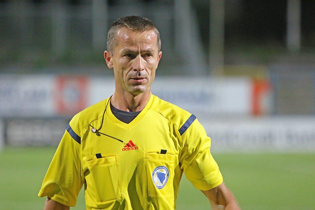 Sudija Tomislav Cuic