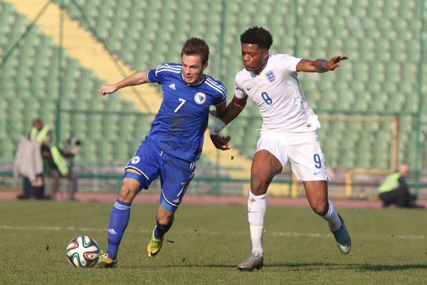 Bih - Engleska U21