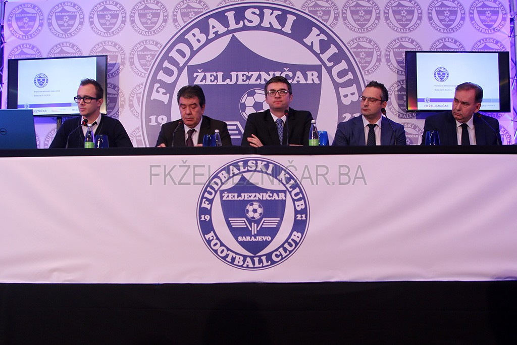 Foto: Damir Hajdarbašić, fkzeljeznicar.ba