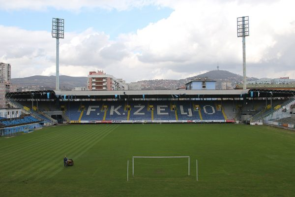Grbavica, Stadion