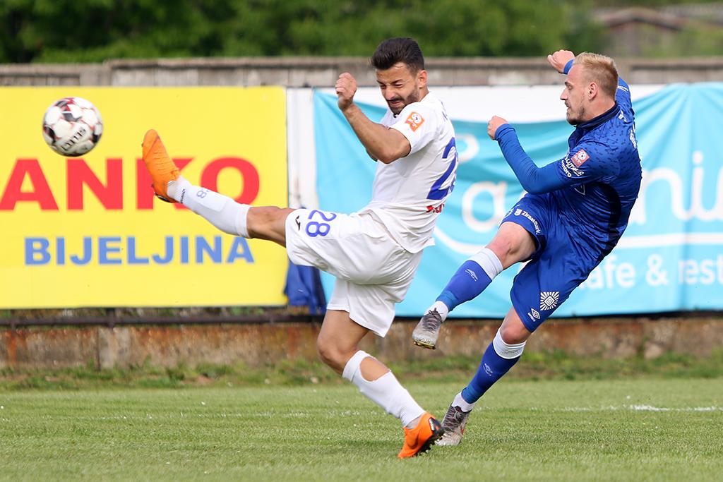 FK Radnik Bijeljina FK Zeljeznicar 10.05.2019.