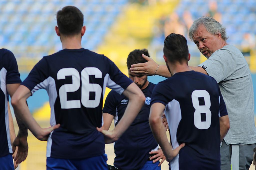 FK Zeljeznicar FK Mladost DK