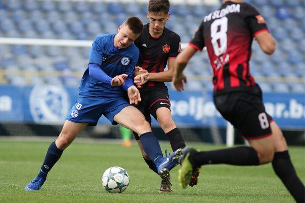 FK Zeljeznicar FK Sloboda KADETI