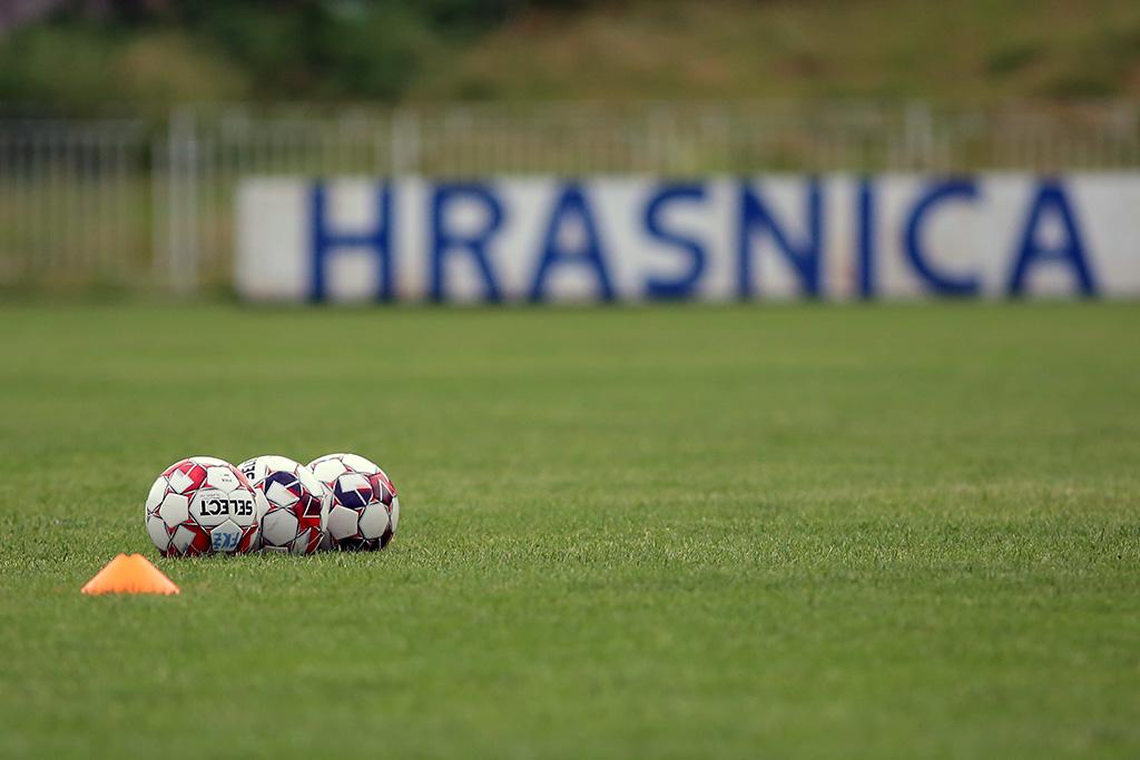 FK Zeljeznicar trening Hrasnica