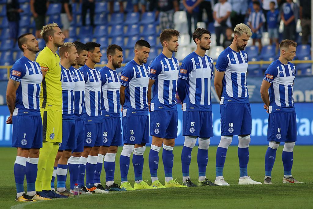 FK Željezničar - HŠK Zrinjski