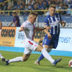 FK Željezničar - HŠK Zrinjski; Stanić