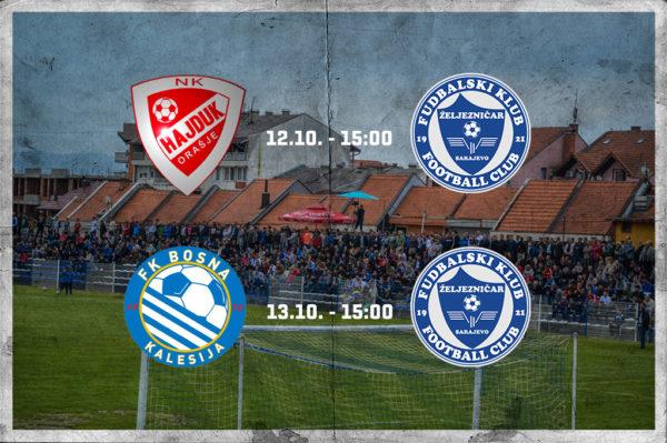 FK Zeljeznicar Orasje Kalesija