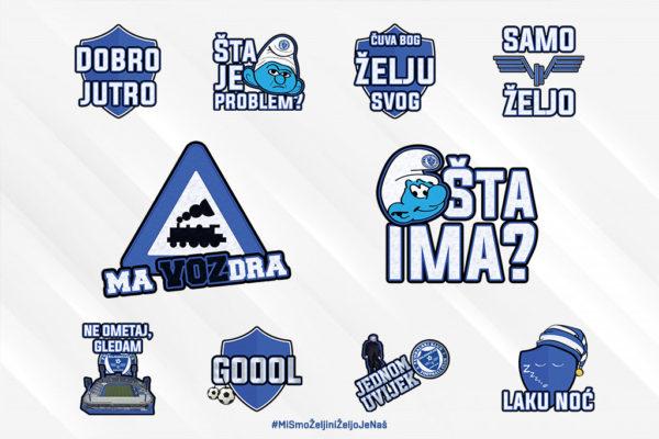 Stikeri FK Zeljeznicar