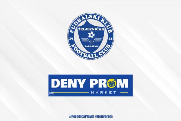 FK Zeljeznicar Deny prom