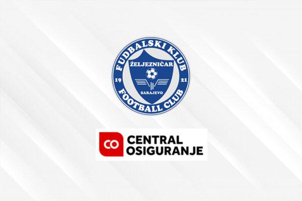 FK Zeljeznicar Central osiguranje