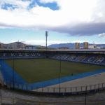 Stadion Grbavica, istok
