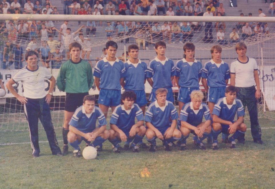 Zeljeznicar 1989 1990