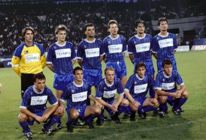 Zeljeznicar 1989