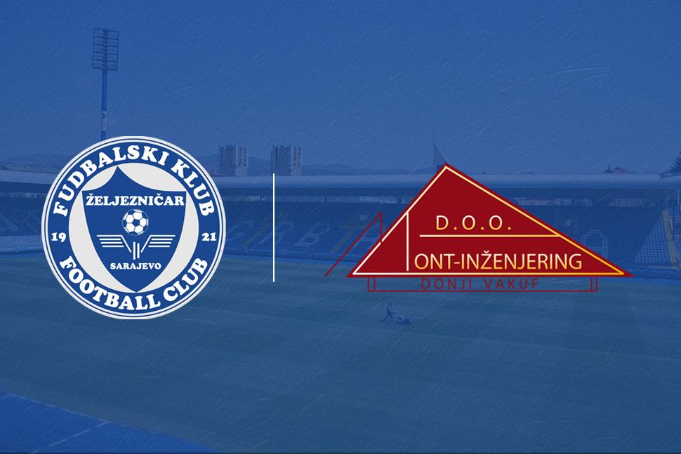 FK Zeljeznicar i Mont Inzenjering