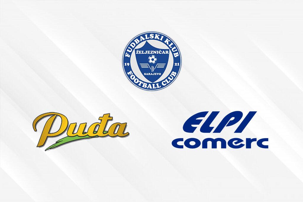 FK Zeljeznicar ELPI Comcerc Eko sir Pudja