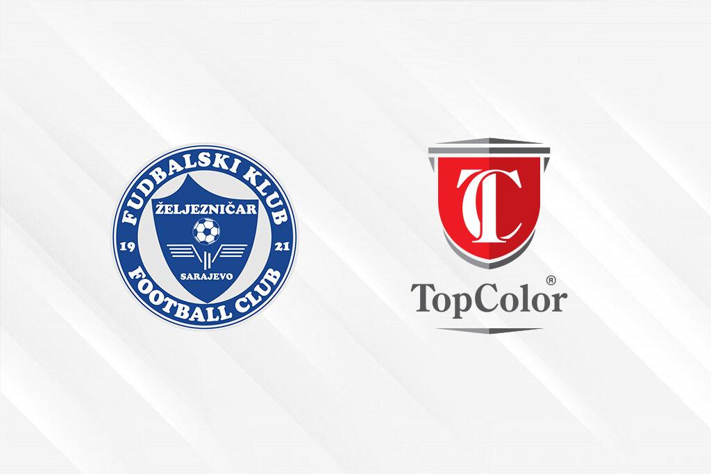 FK zeljeznicar Top Color