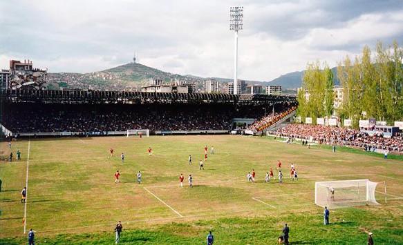 Stadion Grbavica 02. maj 1996.