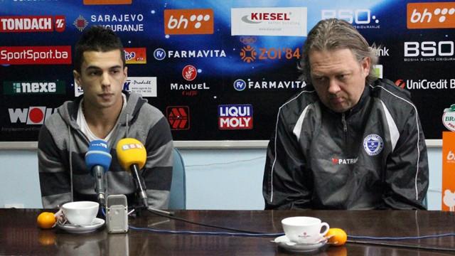Josip Kvesic, Amar Osim