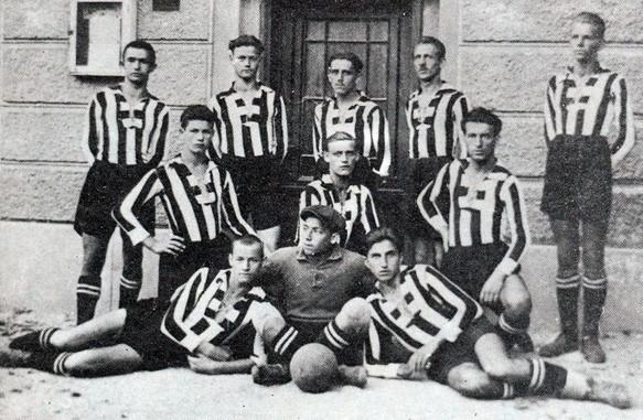 Željezničar 1925/1926.