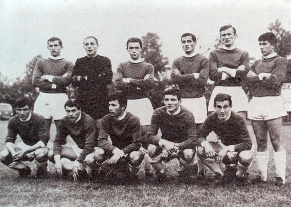 Željezničar 1966/1967.