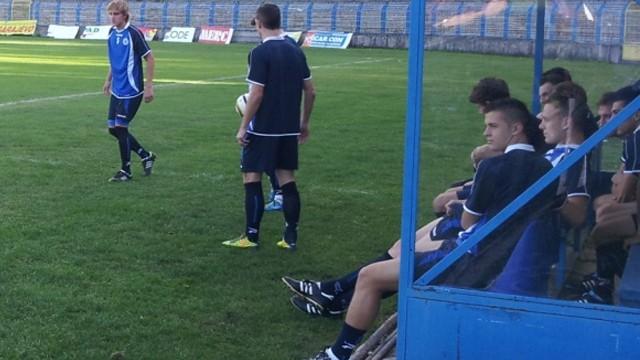 Armin Hodzic trening