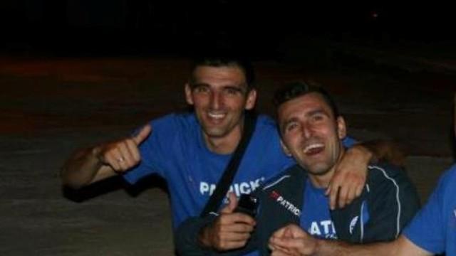 Velibor Vasilic i Nermin Jamak