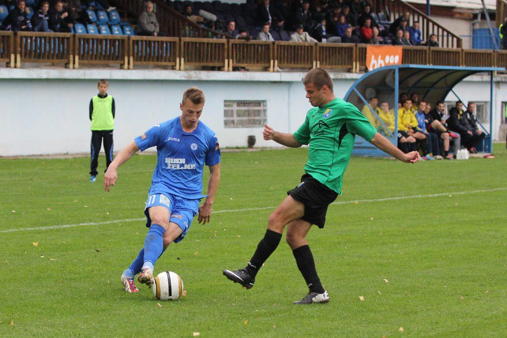 FK Zeljeznicar - FK Rudar