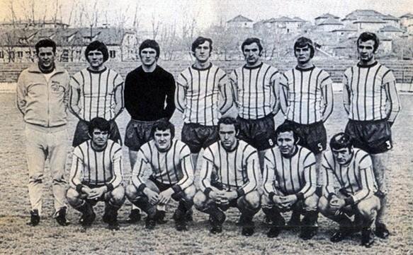 FK Željezničar 1973.
