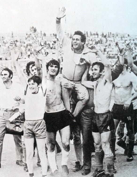Željezničar šampion 1972.